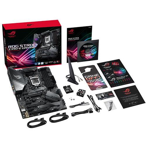 ASUS ROG STRIX Z390-E GAMING - motherboard - ATX - LGA1151 Socket - Z390