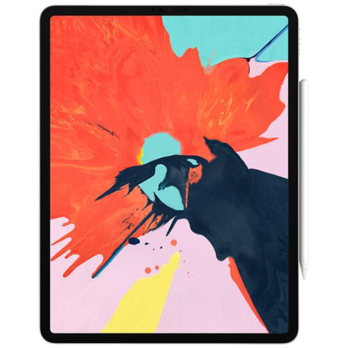 "Apple 12.9-inch iPad Pro Wi-Fi + Cellular - 3rd generation - tablet - 256 GB - 12.9""- 3G,4G"