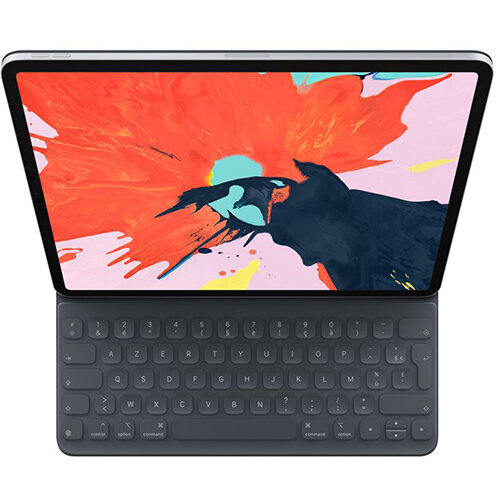 Apple Smart - computer keyboard and folio case - English International for 11-inch iPad Pro