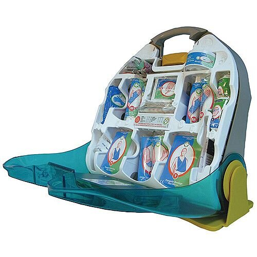 First Aid Kit 20 Person Wallace Cameron Adulto Premier HS2