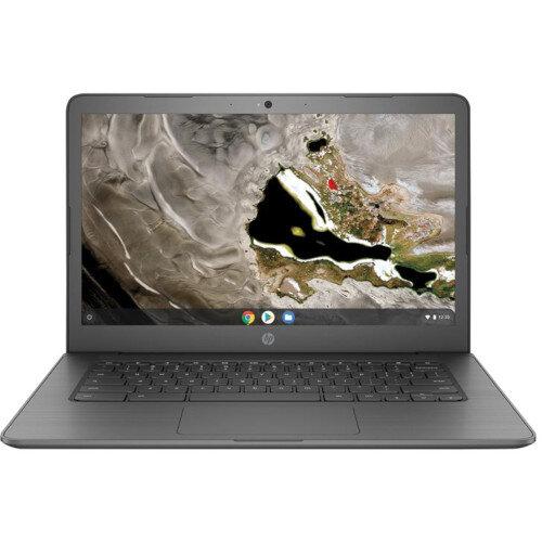 HP Chromebook 14A G5 - A4 9120C / 1.6 GHz - Google Chrome OS 64 - 4 GB RAM - 32 GB eMMC - 14&uot; 1366 x 768 (HD) - Radeon R4 - Wi-Fi, Bluetooth - kbd: UK