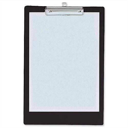 Black Standard Clipboard Foolscap