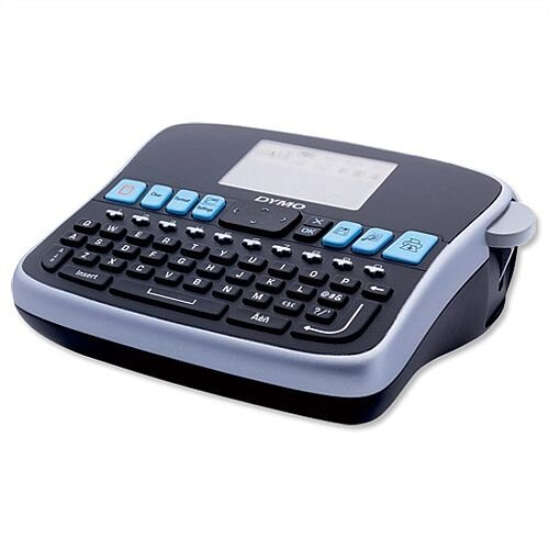 Dymo LabelManager 360D Label Printer - Labelmaker - monochrome - thermal transfer - Roll (1.9 cm) - 180 dpi - up to 12 mm/sec - 2 line printing