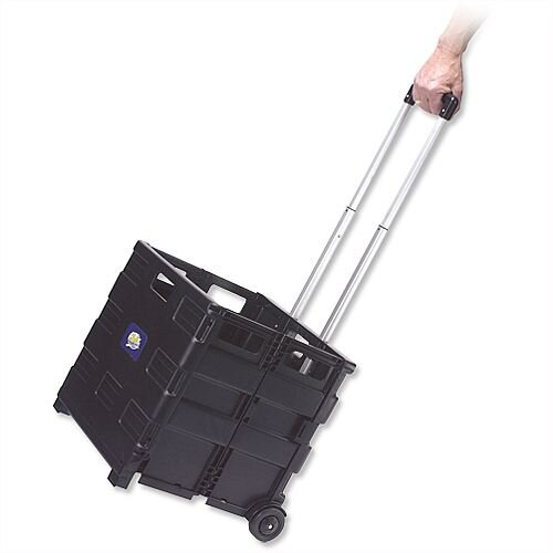 OPN Foldable Crate Trolley Capacity 35kg CARZYLCM