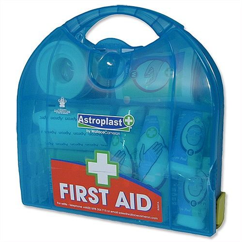 Wallace Cameron Piccolo Travel First Aid Kit Up to 5 Person