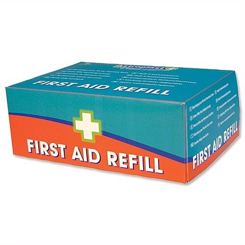 Wallace Cameron Refill for Adulto Premier 50 Person First-Aid Kit HS3