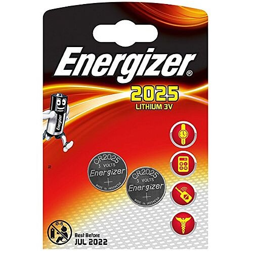 Energizer Special Lithium 2025/CR2025 FSB2 P2 x 2