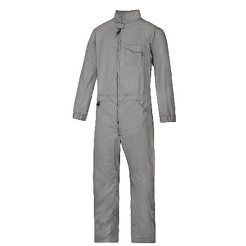 Snickers 6073 Service Overall Grey