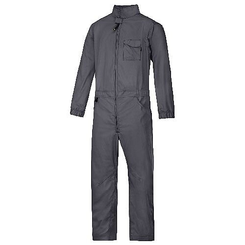 Snickers 6073 Service Overall Steel Grey