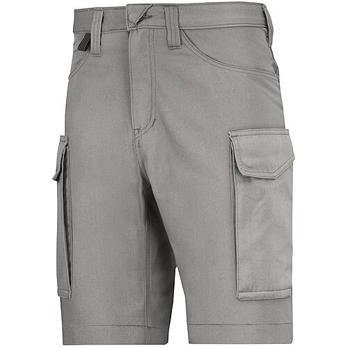Snickers Service Shorts Size 46 Grey WW1
