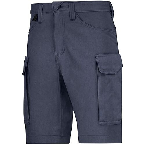 Snickers Service Shorts Size 44  Navy WW1