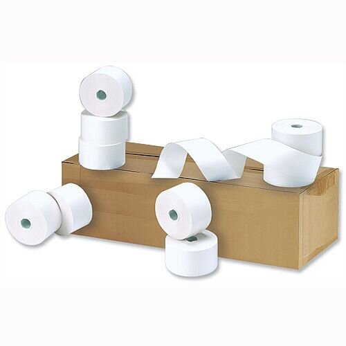 Cash Register Rolls 76x76x12.7mm Length 34m CR70CL2 Pack 20