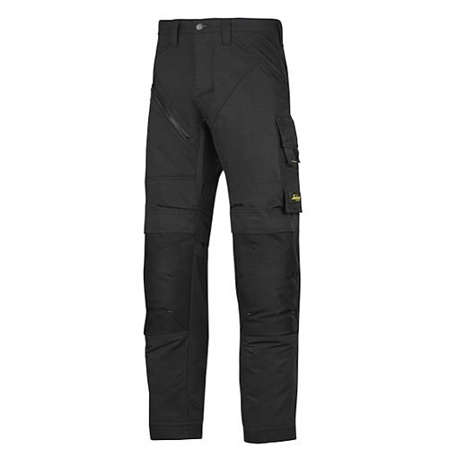 "6303 RuffWork, Work Trousers Black\Black - 0404 Size 152 36""/35"""