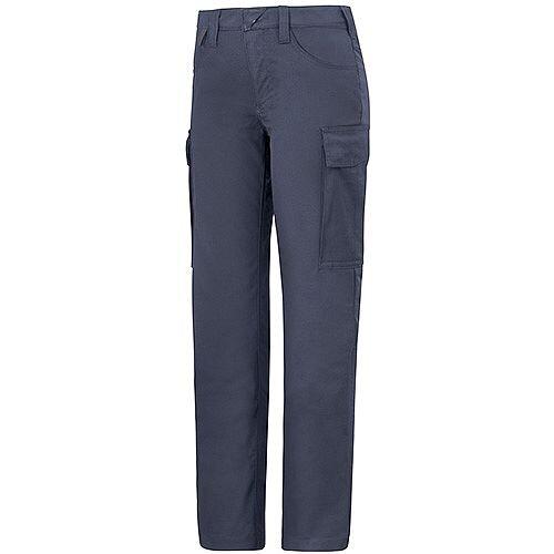 """Snickers 6700 Women's Service Trousers Navy Waist 33"""" Inside leg 29"""" Size 22"""