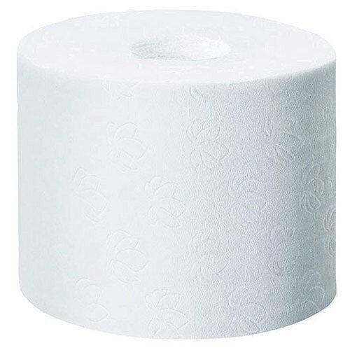 Tork T7 Dispenser White 2 Ply Coreless Toilet Paper Refill Rolls Pack of 36 472199