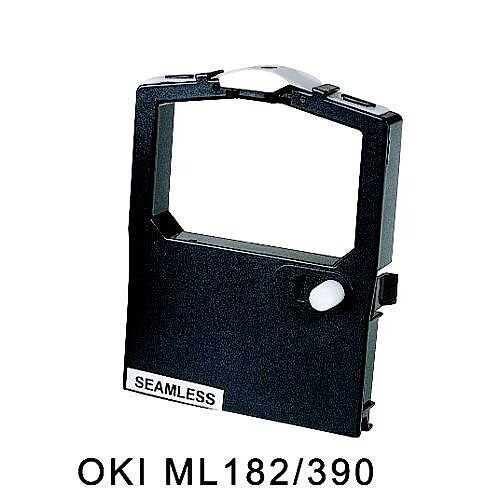 Oki ML182 Compatible Ribbon 2455FN Red/Black Ref 2874/2455RDBK