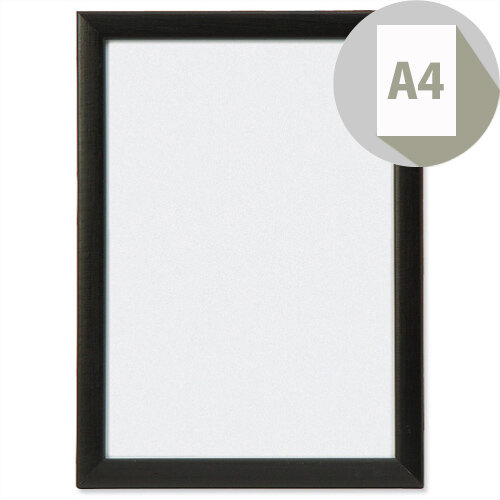 A4 Picture or Certificate Frame Portrait or Landscape Photo Album Company Wooden Frame