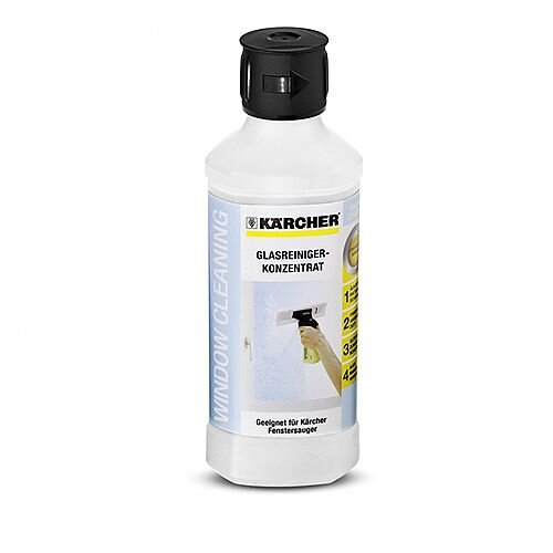Karcher Glass Cleaner Concentrate 500ml 62957950