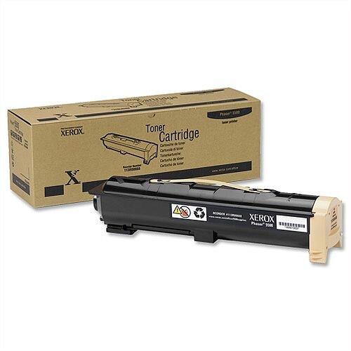 Xerox 113R00668 Black Toner Cartridge for Phaser 5500