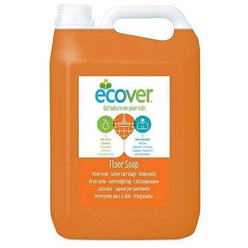 Ecover Floor Cleaner Environmentally-friendly 5 Litre VEVFC