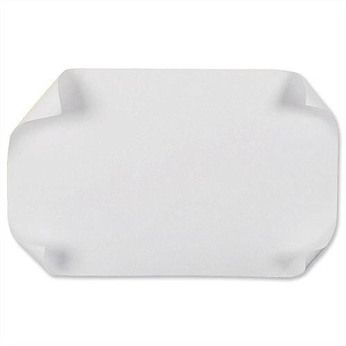Leathercraft White Blotting Paper Full Demy W445 x D570mm 50 Sheets