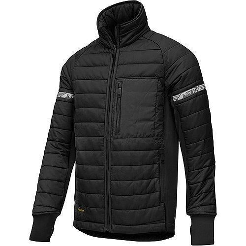 Snickers AllroundWork 37.5 Insulator Jacket Size XXXL WW2 Black