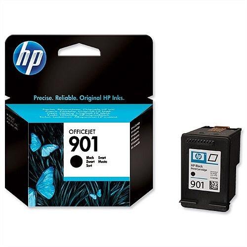 HP 901 Black Ink Cartridge CC653AE