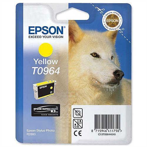Epson T0964 Yellow Ink Cartridge