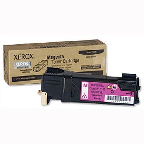Xerox 106R01332 Magenta Toner For Phaser 6125