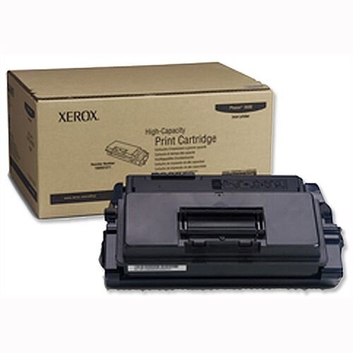 Xerox 106R01370 Black Toner For Phaser 3600