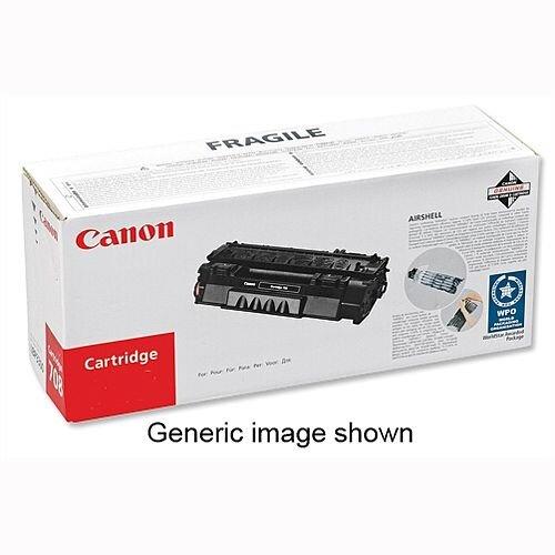Canon 717 Yellow Toner Cartridge 2575B002 717Y