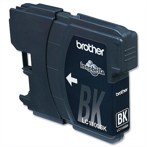 Brother LC-1100BK Black Ink Cartridge LC1100BK