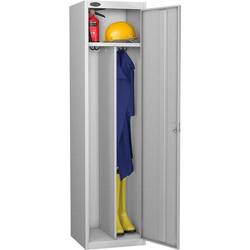 Probe Clean Dirty Locker W460xD460xH1780 Silver