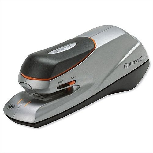 Rexel Optima Grip Electric Stapler Capacity 20 Sheets