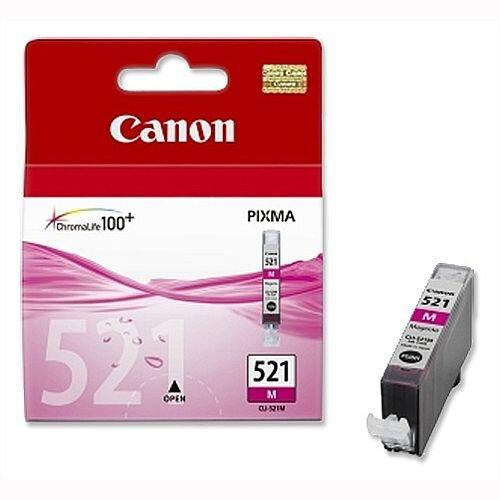 Canon CLI-521M Magenta Ink Cartridge 2935B001