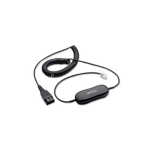Jabra GN1200 Network Cable Quick Disconnect Audio RJ-10 Phone