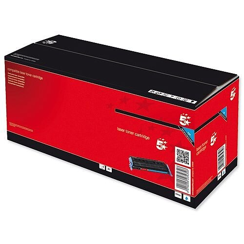 Compatible HP 503A Cyan Laser Toner Q7581A 5 Star
