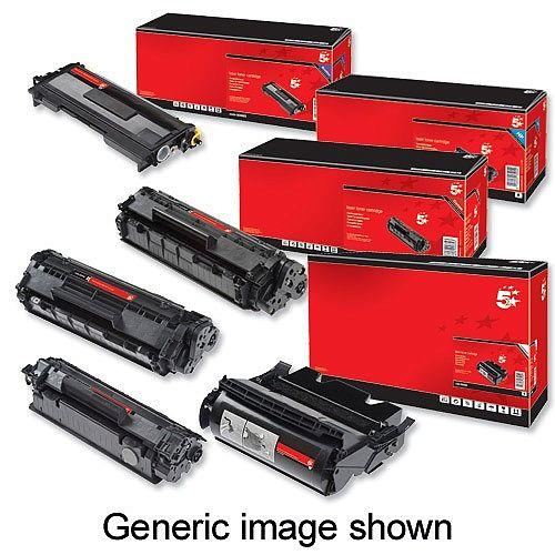 Compatible HP 643A Yellow Toner Cartridge Q5952A 5 Star