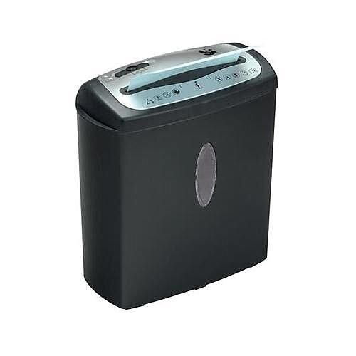 5 Star Office CC8 Shredder Cross Cut P-4 Security 15 Litre Capacity