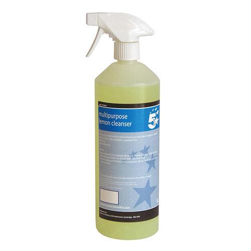 Multi Purpose Cleaner ReadyUse 750ml 5 Star