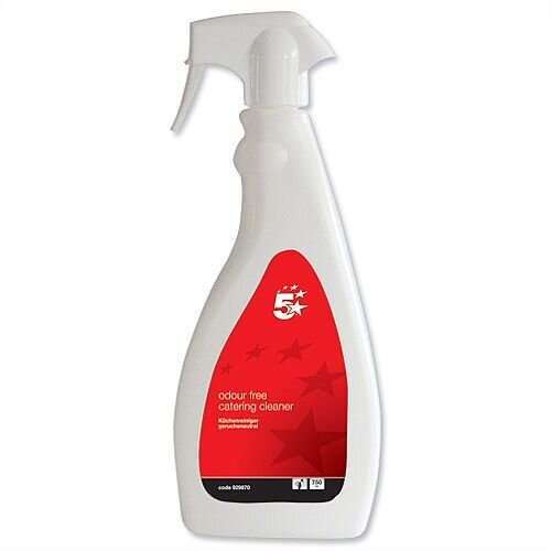 Catering Cleaner ReadyUse 750ml 5 Star