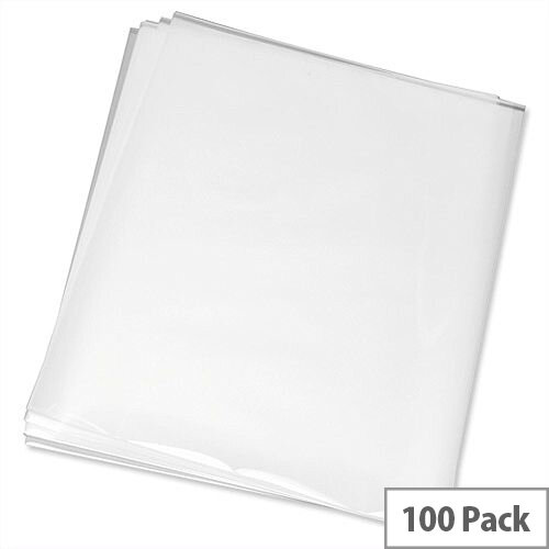 5 Star A4 Matt Laminating Pouches 250 micron Pack 100