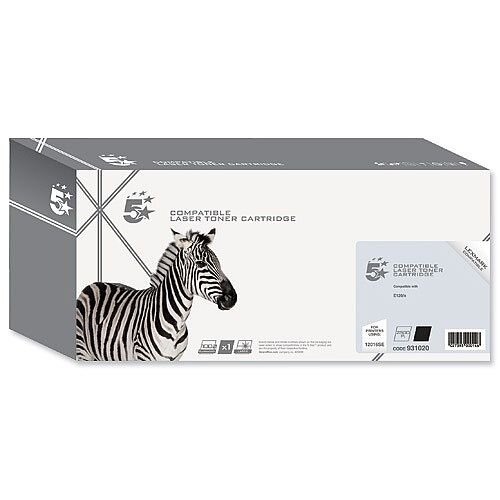Lexmark 12016SE Compatible Black Toner 5 Star