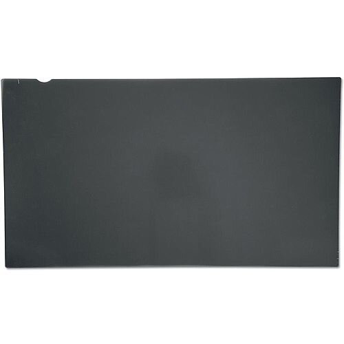 5 Star Office 21.5 inch 16:9 Widescreen Privacy Screen Filter Transparent/Black for TFT Monitors + Laptops