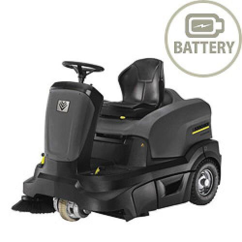 Karcher KM 90/60 R Bp Ride-on Battery Power Sweepers 96215370