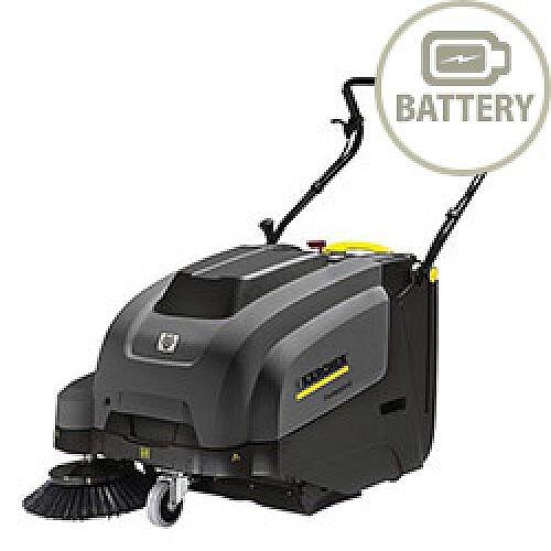 Karcher KM 75/40 W Bp Vacuum Sweepers Battery Power Walk-Behind 96215510