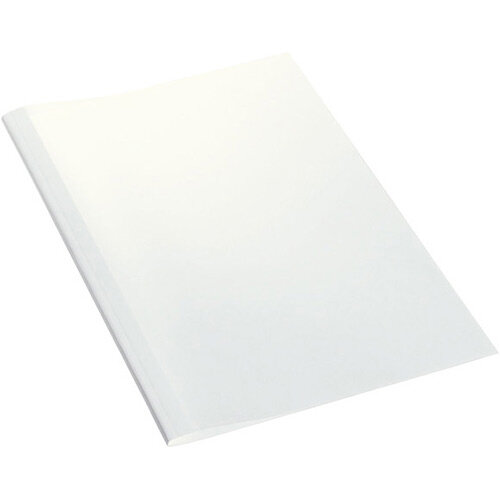 Leitz Thermal Binding Covers Standard 3mm White Pack of 100