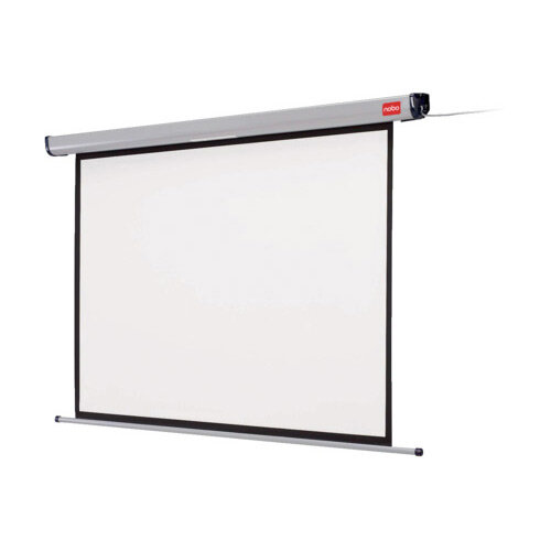 Nobo Electric Wall Projection Screen 2400x1800mm