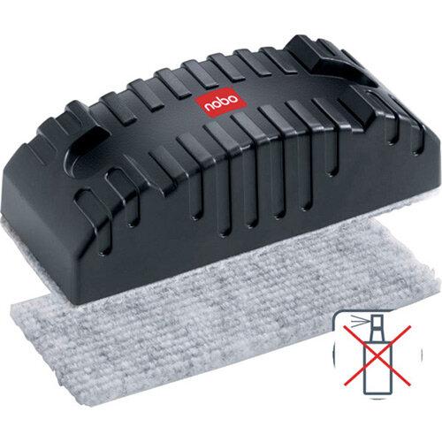Nobo Magnetic Whiteboard Eraser Refills Pack of 10