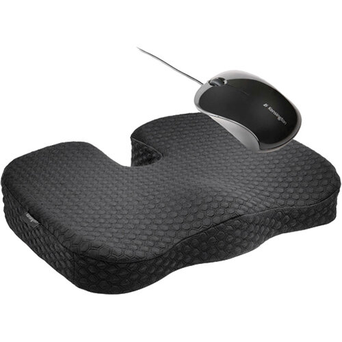Kensington Cool Gel Seat Custion and FOC Wired Mouse AC810078